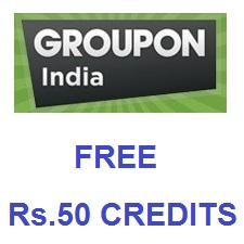 Free Groupon Credits