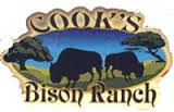 cooks bison