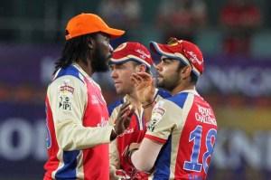 Pepsi IPL - Match 60 KKR v RCB