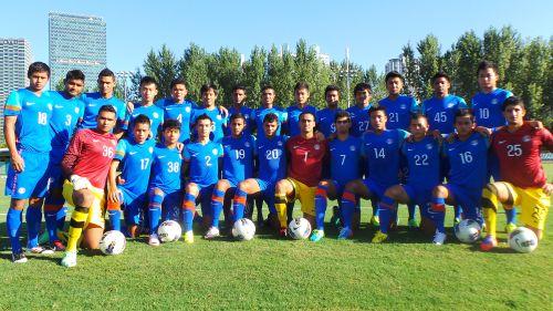 AFC U19 Qualifier India