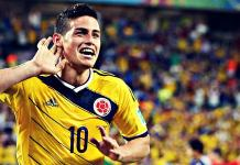 James Rodrigues best goal
