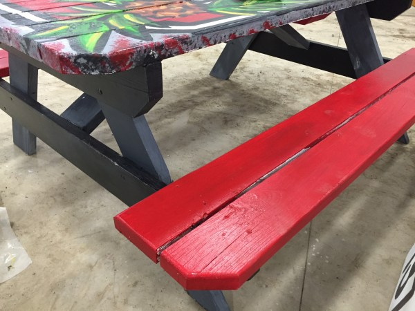 Buckeye Tables Legs
