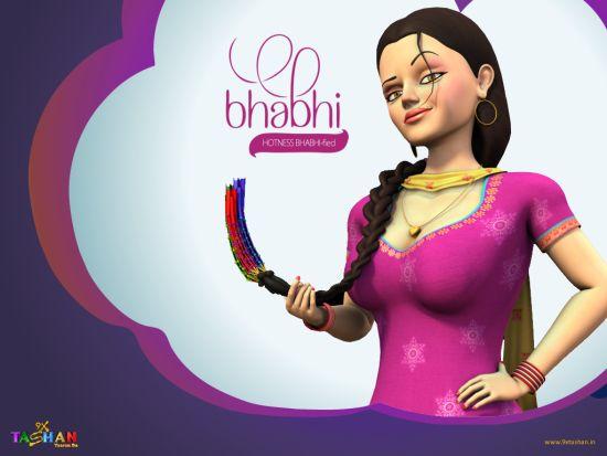 Bhabhi - 9X Tashan