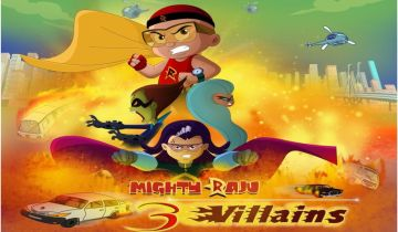 Mighty Raju 3 Villains