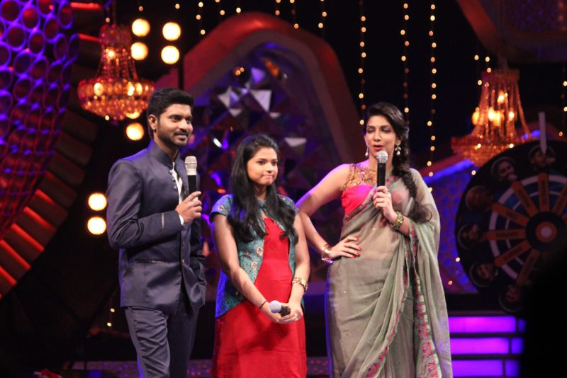 Airtel Super Singer 5 Semi Final Round On Vijay TV
