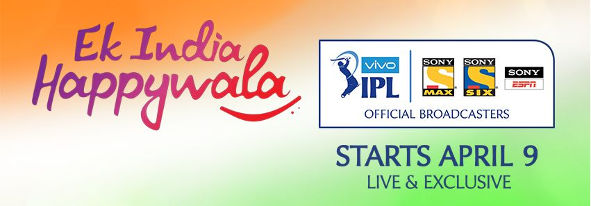 Viva IPL 2016 Live Coverage On Television - List Of Channels