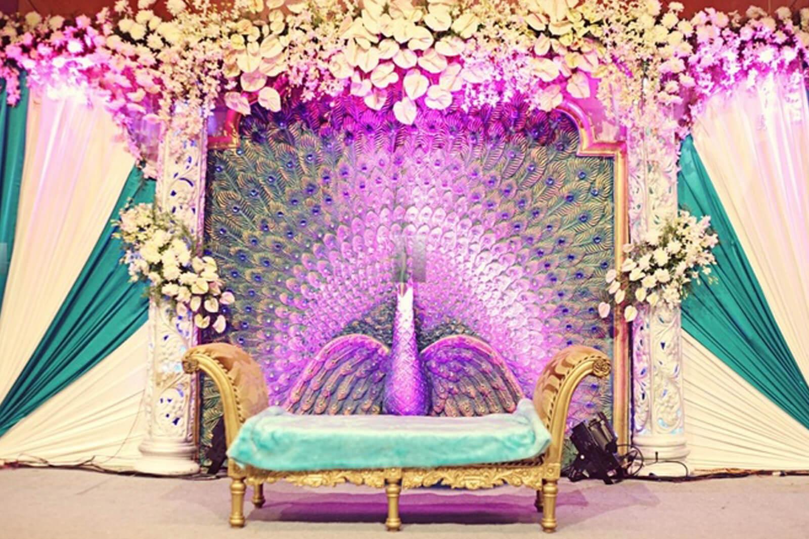 10 creative indian wedding decoration ideas wedding decoration Indian wedding decorations