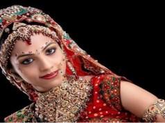 Vidya tikari bridal makeup