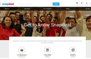 Snapdeal to hire 450 engineers, add travel and food in portal