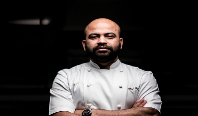 Exclusive Interview with :    Sujan Sarkar, Head chef at Olive Bar and Kitchen