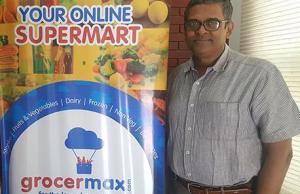 K Radhakrishan, Co-Founder, GrocerMax
