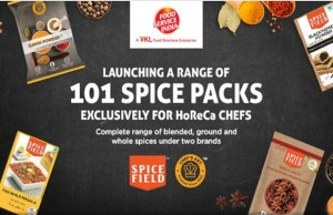 Food Service India launches spice range for HoReCa chefs