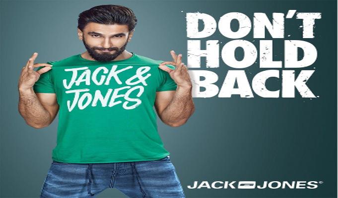 Ranveer Singh to rap for Jack&Jones campaign