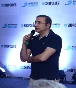 Sanjay Sethi, Co-founder and CEO, ShopClues.com
