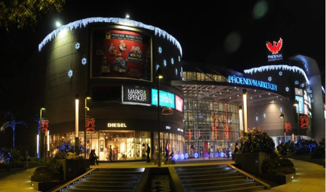 Understanding mall occupancy of leading Indian cities