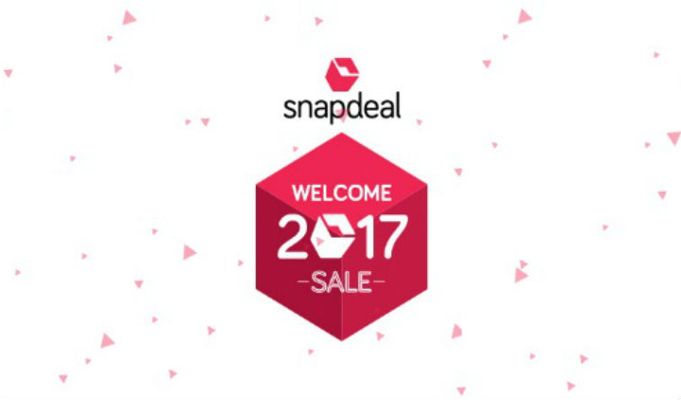 Snapdeal holds Welcome 2017 sale on January 8-9