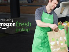 Amazon launches AmazonFresh Pickup service in Seattle