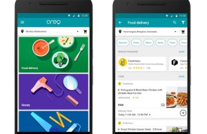 Google releases app for food delivery, home services