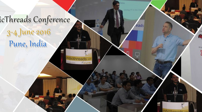 IndicThreads Pune Software Development Conference