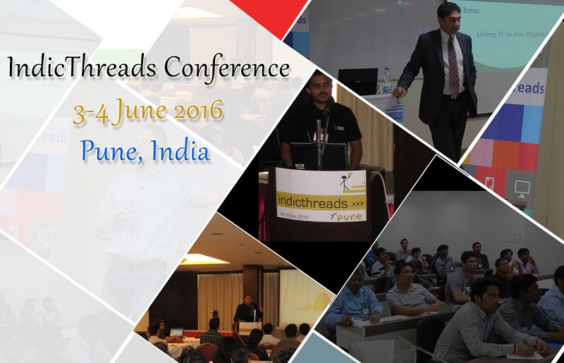 IndicThreads Pune 2016 To Equip Developers For A New Age Of Software Development