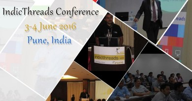 IndicThreads Pune IoT Microservices Java Conference