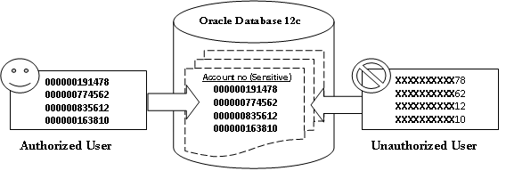 Oracle Database Security Users