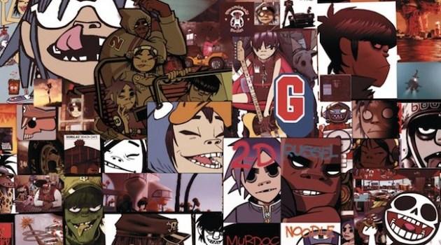 Gorillaz-Singles-Collection