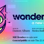 damon albarn - wonderland