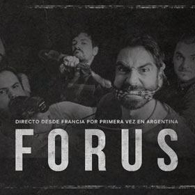 Friends Come First 4: Forus en Argentina