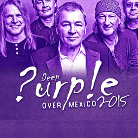 Deep Purple en México