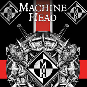 Machine Head: DF, Guadalajara y Monterrey