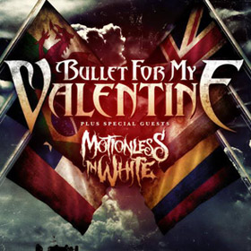 Bullet for My Valentine en Colombia