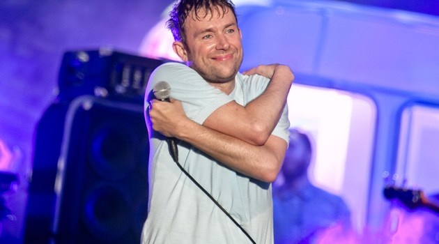 British Summer Time Hyde Park London 2015, Blur, The Horrors, Hanni el Khatib