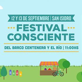 Festival Consciente en San Isidro