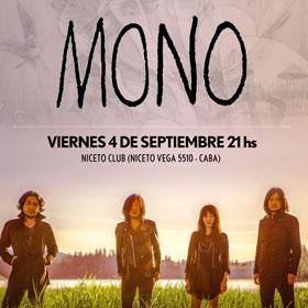 Mono (Japón) en Argentina