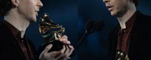 """Beck ganador del """"Mejor álbum de rock"""" en el Grammy 2015"""