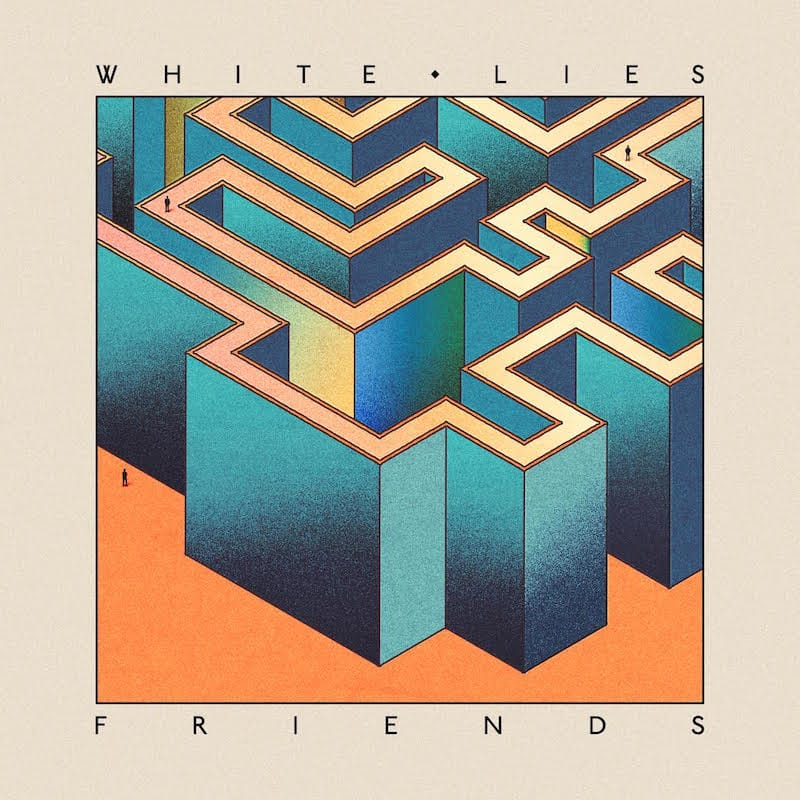 Review: White Lies - Friends