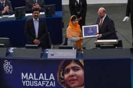 Friedensnobelpreis für den Inder Kailash Satyarthi und Malala Yousafzai aus Pakistan