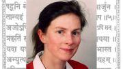 Sanskrit-Gelehrte Dr. Annette Schmiedchen