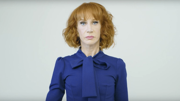 Kathy Griffin Slams Trump s Comments on John McCain s Death   IndieWire Kathy Griffin