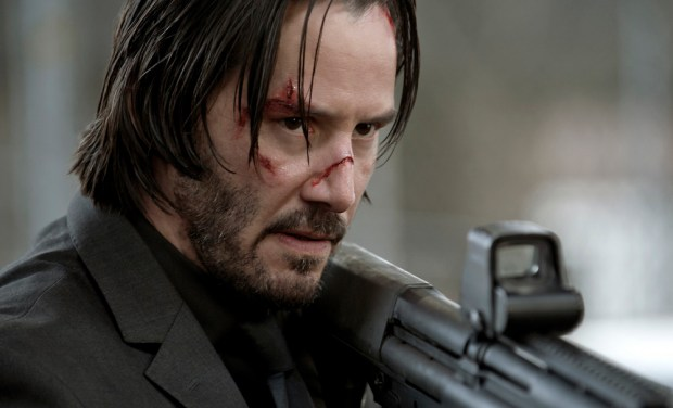 Image result for John Wick TV Show Keanu Reeves