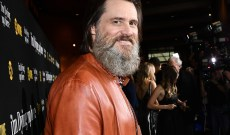 Jim Carrey Paints a Portrait of 'Monstrous' Sarah Huckabee Sanders, 'Whose Only Purpose in Life Is to Lie for the Wicked'