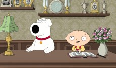 'Family Guy' Depicts a Very Awkward Family Dinner Between Ronan Farrow and Woody Allen