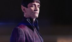 'Star Trek: Discovery': Sarek's 'Affinity to Humans Is Really Touching'