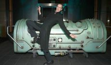 'The Shape of Water' Star Doug Jones: Beneath Foam and Latex, a Best Actor Candidate Shines