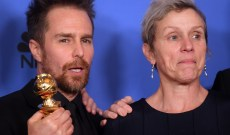 What Golden Globe Winners Mean for the Oscar Race