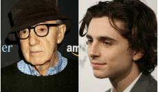 Timothée Chalamet's Contract Doesn't Actually Prevent Him From Speaking Out Against Woody Allen — Report