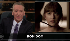 Bill Maher Wants to Know Why the Most Popular Movie of the #MeToo Era Is 'About a Woman on a Leash' — Watch