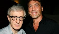 Javier Bardem Supports Woody Allen and Says He's 'Absolutely Not' Ashamed They Worked Together