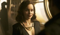 Emilia Clarke Says Ron Howard 'Saved' Solo: A Star Wars Story'